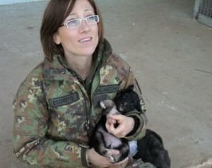 военный врач привлечен к ответственности за помощь кошке